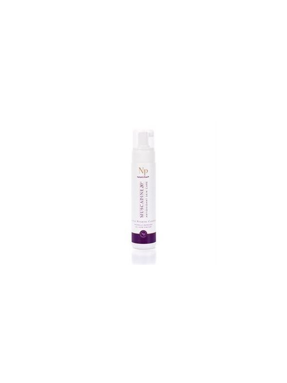 Muscadine 20 Gentle Foaming Cleanser