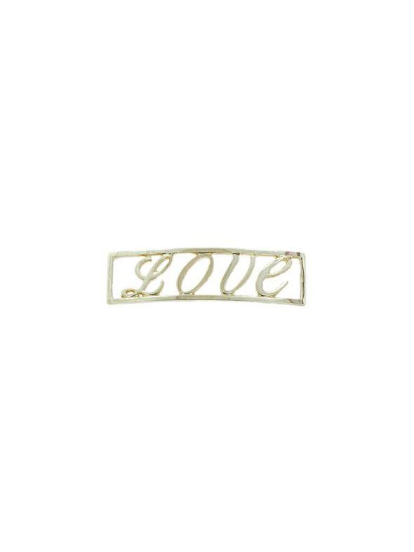Build A Bracelet: Gold Love Locket Bracelet Screen