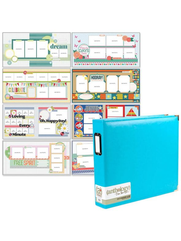 CEO Layout Kit Album Bundle