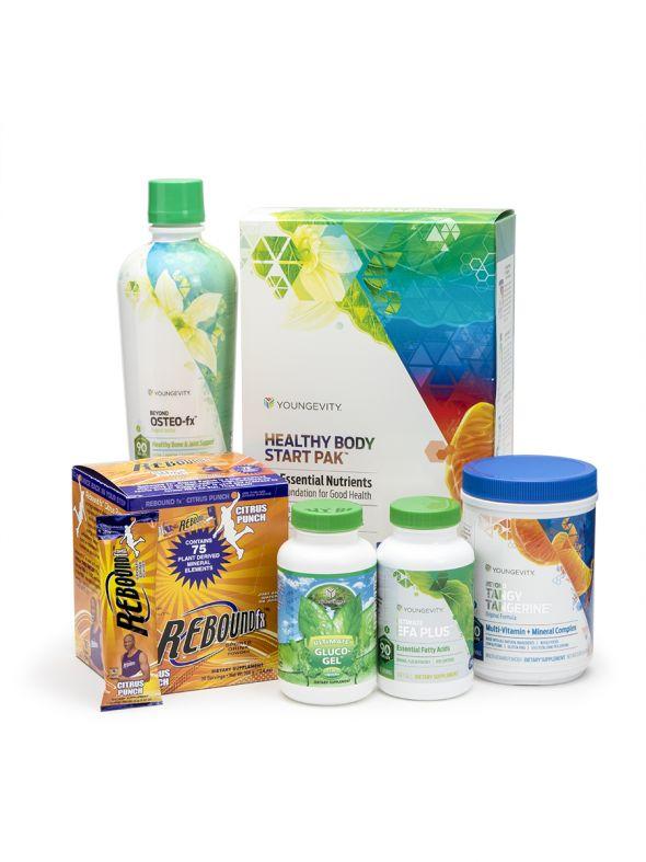 Healthy Body Athletic Pak™ - Original