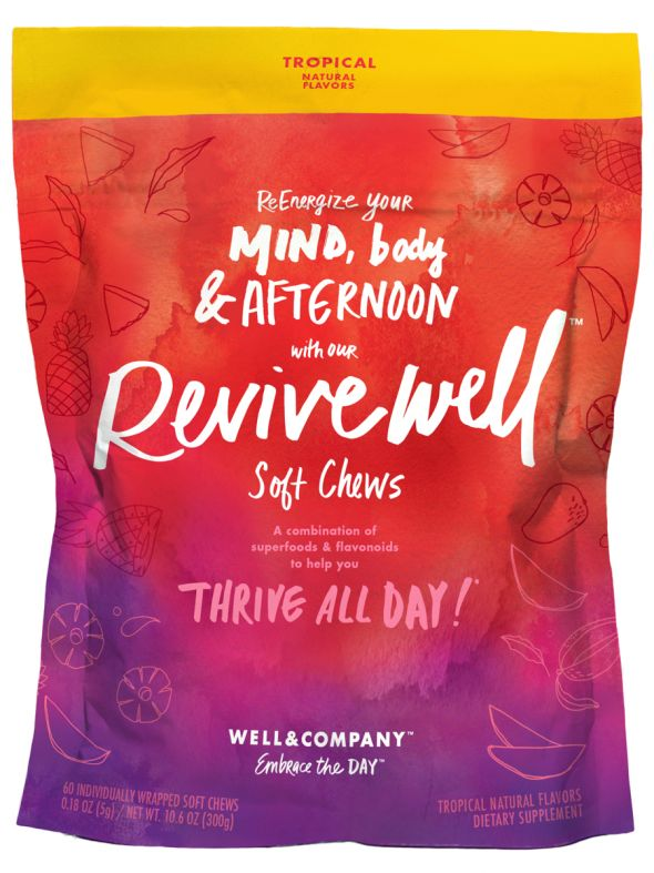Revive Well 60 Soft Chews