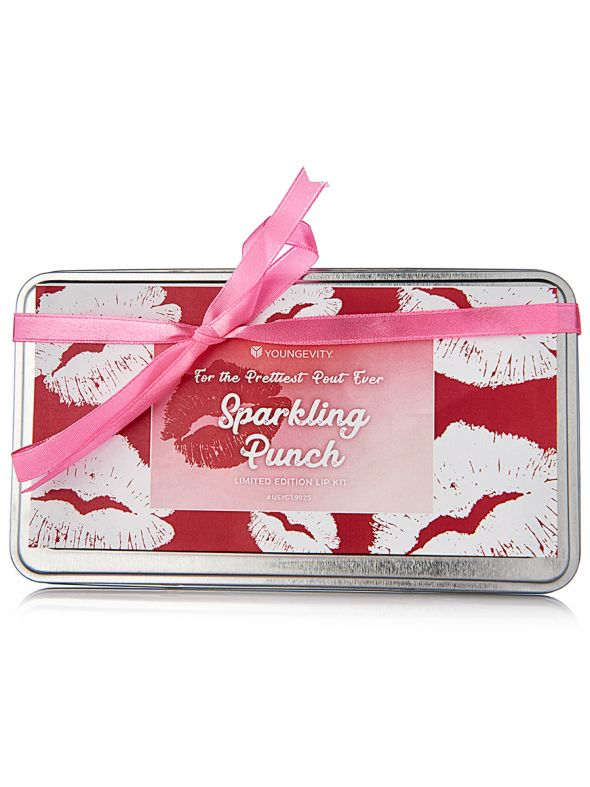 Sparkling Punch Lip Kit