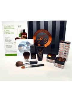 YGY Mineral Makeup Starter Kit (with Foundation Samples)