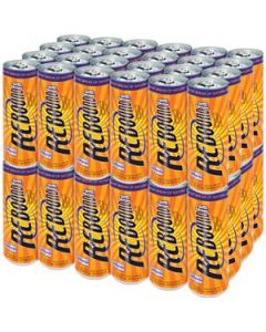 Rebound Fx Citrus Fusion Sports Energy Drink - 2 Cases ( Can )